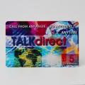cheap calling card
