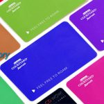 colorful custom printed pvc cards