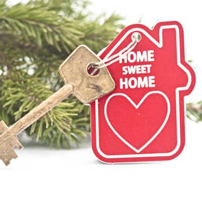 fancy shaped key card