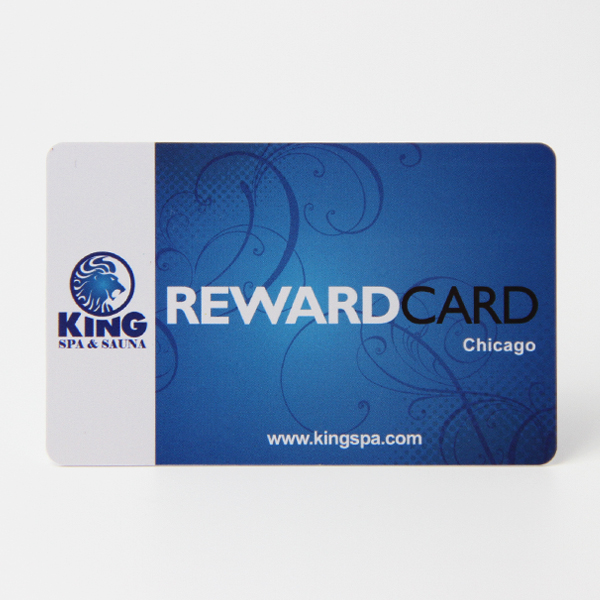 loyalty reward cards