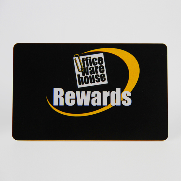 incentive reward card