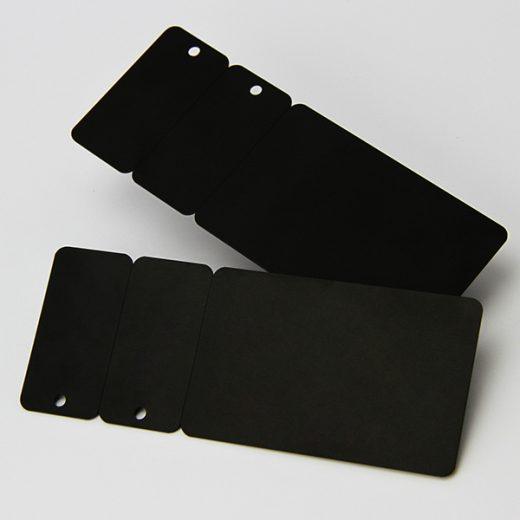 plastic key cards