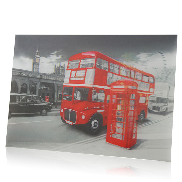 3d lenticular card