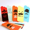 paper bookmarks for books