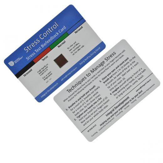 plastic stress mood card