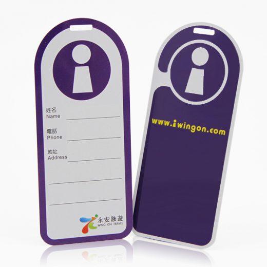 luggage tags custom