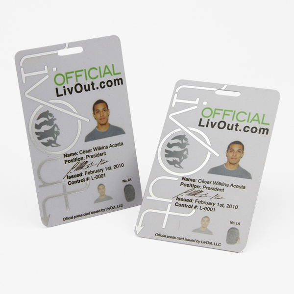 photo id card maker