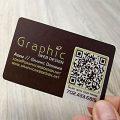 Business-card-QR-code-card