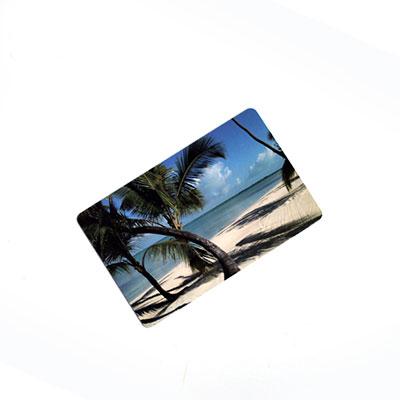 Hotel lock smart card
