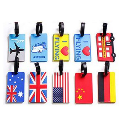 luggage tags sold in bulk