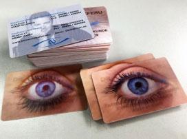 3D card effect