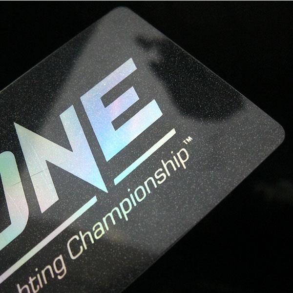 plastic card manufacturing