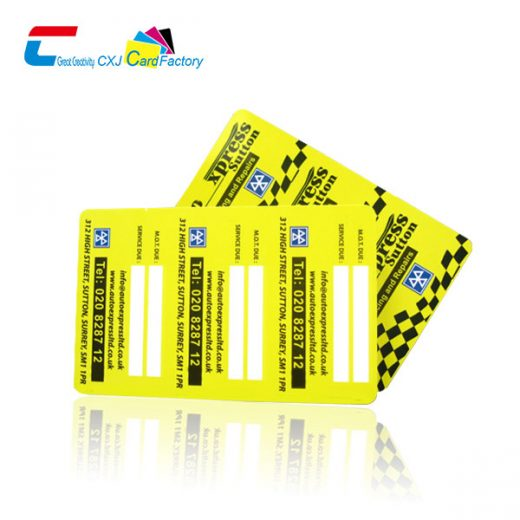 plastic cards wholesale
