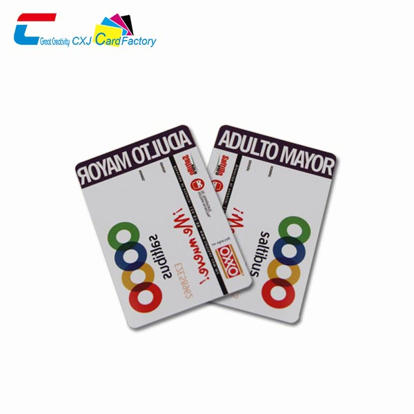 custom plastic card printing