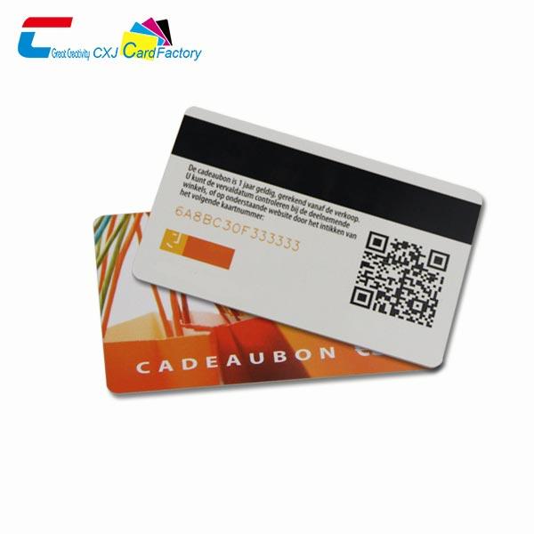 qr code gift card
