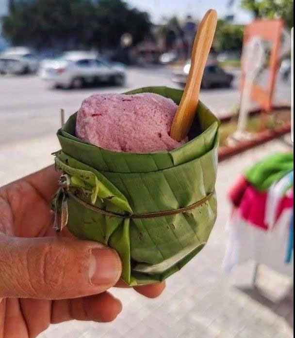 Other wonderful uses of banana leaves